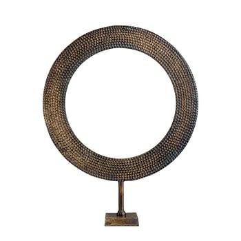 ANELLO L vintage brass