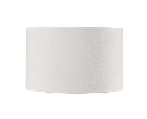 SHADE CYLINDER SMALL White Linen