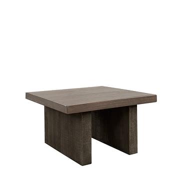 PLINT Side table Carbon